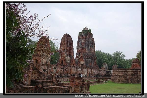 泰國大城府《Ayutthaya大城》瑪哈泰寺WAT MAHATHAT 10.jpg