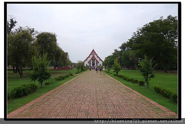 泰國大城府《Ayutthaya大城》帕蒙空博碧寺WIHARN PHRA MONGKHON BOPHIT 1.jpg