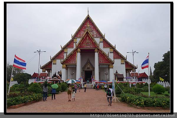 泰國大城府《Ayutthaya大城》帕蒙空博碧寺WIHARN PHRA MONGKHON BOPHIT 2.jpg