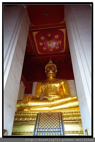 泰國大城府《Ayutthaya大城》帕蒙空博碧寺WIHARN PHRA MONGKHON BOPHIT 3.jpg