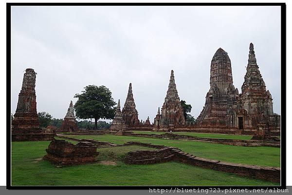 泰國大城府《Ayutthaya大城》柴瓦塔那蘭寺WAT CHAI WATTHANARAM 1.jpg