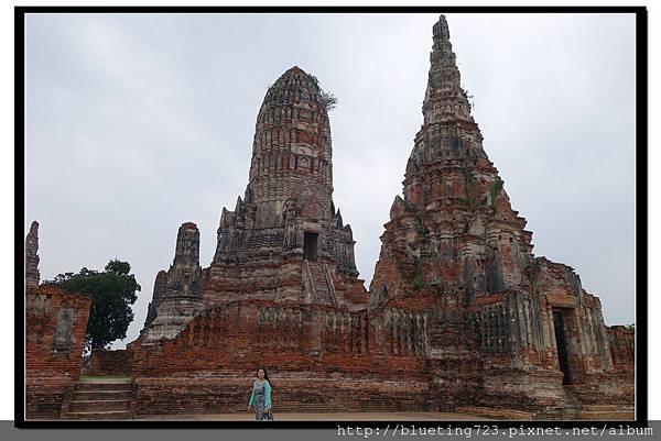 泰國大城府《Ayutthaya大城》柴瓦塔那蘭寺WAT CHAI WATTHANARAM 2.jpg