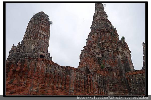 泰國大城府《Ayutthaya大城》柴瓦塔那蘭寺WAT CHAI WATTHANARAM 3.jpg