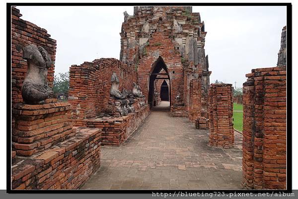 泰國大城府《Ayutthaya大城》柴瓦塔那蘭寺WAT CHAI WATTHANARAM 7.jpg