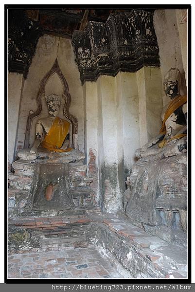 泰國大城府《Ayutthaya大城》柴瓦塔那蘭寺WAT CHAI WATTHANARAM 8.jpg