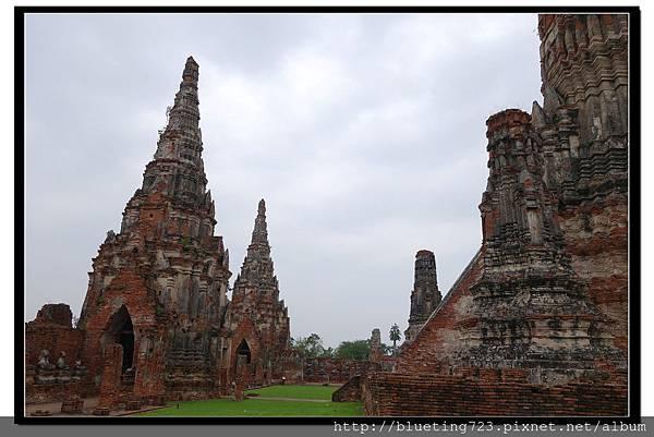 泰國大城府《Ayutthaya大城》柴瓦塔那蘭寺WAT CHAI WATTHANARAM 9.jpg