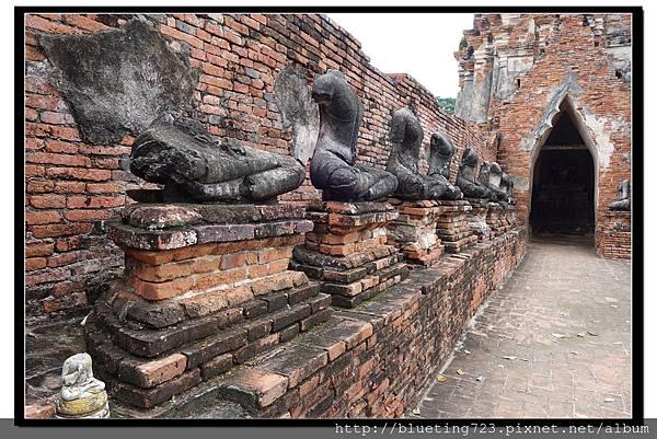 泰國大城府《Ayutthaya大城》柴瓦塔那蘭寺WAT CHAI WATTHANARAM 10.jpg