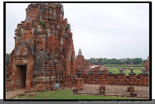 泰國大城府《Ayutthaya大城》柴瓦塔那蘭寺WAT CHAI WATTHANARAM 13.jpg
