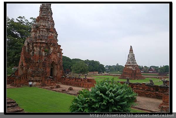 泰國大城府《Ayutthaya大城》柴瓦塔那蘭寺WAT CHAI WATTHANARAM 14.jpg