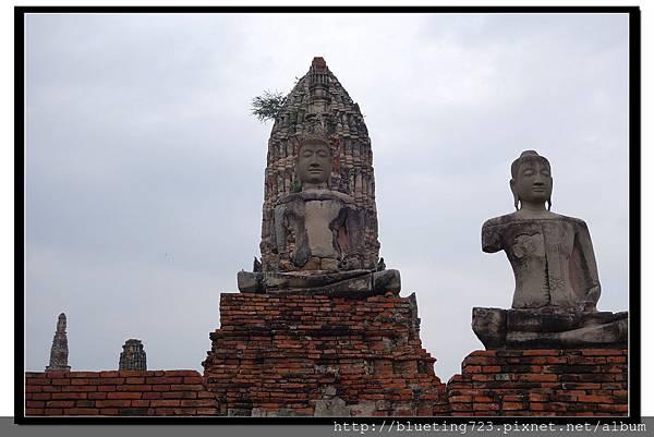 泰國大城府《Ayutthaya大城》柴瓦塔那蘭寺WAT CHAI WATTHANARAM 16.jpg