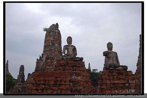 泰國大城府《Ayutthaya大城》柴瓦塔那蘭寺WAT CHAI WATTHANARAM 17.jpg