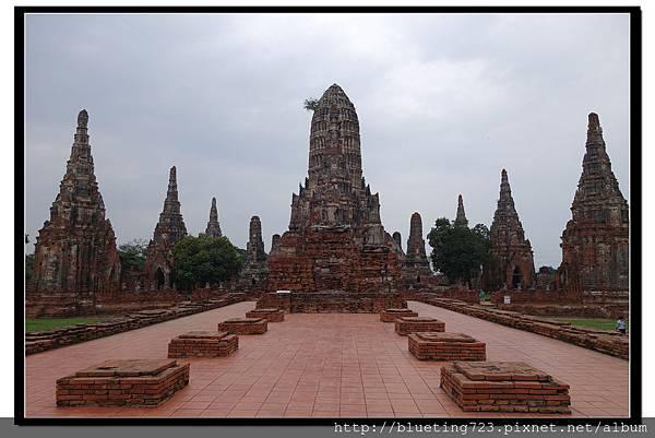 泰國大城府《Ayutthaya大城》柴瓦塔那蘭寺WAT CHAI WATTHANARAM 19.jpg