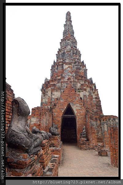 泰國大城府《Ayutthaya大城》柴瓦塔那蘭寺WAT CHAI WATTHANARAM 4.jpg