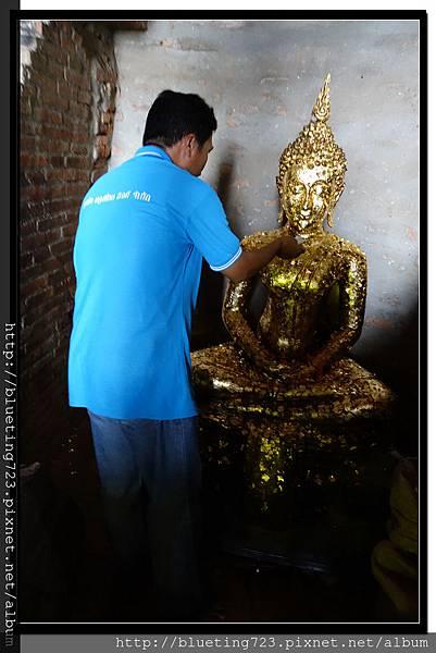 泰國大城府《Ayutthaya大城》崖差蒙空寺WAT YAI CHAI MONGKHOL 8.jpg