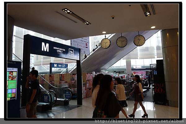 泰國曼谷《TERMINAL 21》登機門.jpg