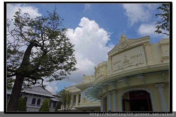 泰國曼谷《QUEEN SIRIKIT皇后泰絲博物館》1.jpg