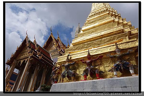 泰國曼谷《大皇宮》托塔夜叉王.jpg