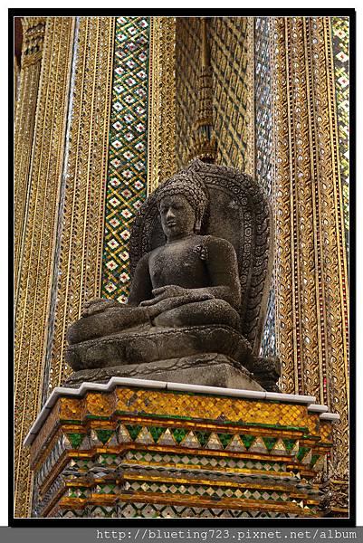 泰國曼谷《大皇宮》佛像.jpg