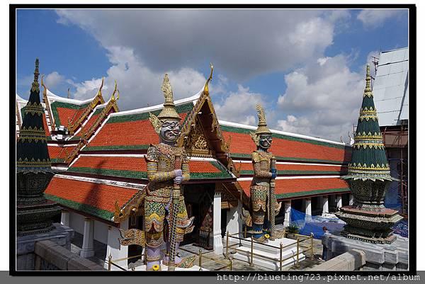 泰國曼谷《大皇宮》走廊.jpg