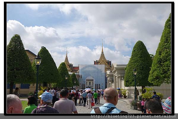 泰國曼谷《大皇宮》披曼猜悉門(售票口).jpg