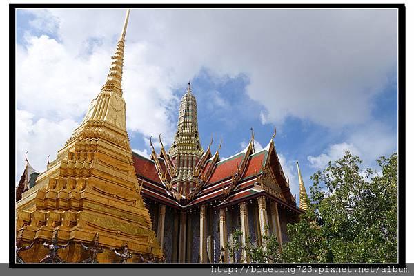 泰國曼谷《大皇宮》金塔.jpg
