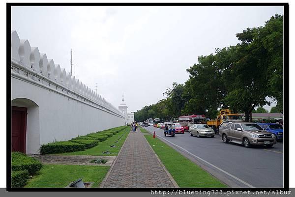 泰國曼谷《大皇宮》圍牆.jpg