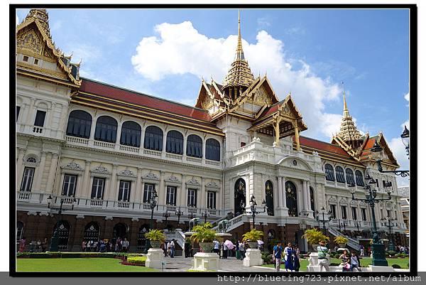 泰國曼谷《大皇宮》節基殿.jpg
