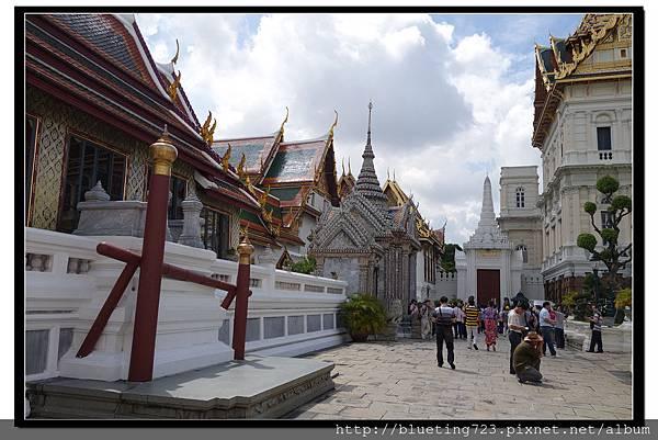 泰國曼谷《大皇宮》摩天宮殿群(乍迦博碧曼宮).jpg