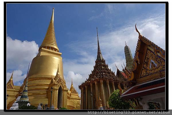 泰國曼谷《大皇宮》樂達納舍利塔.jpg