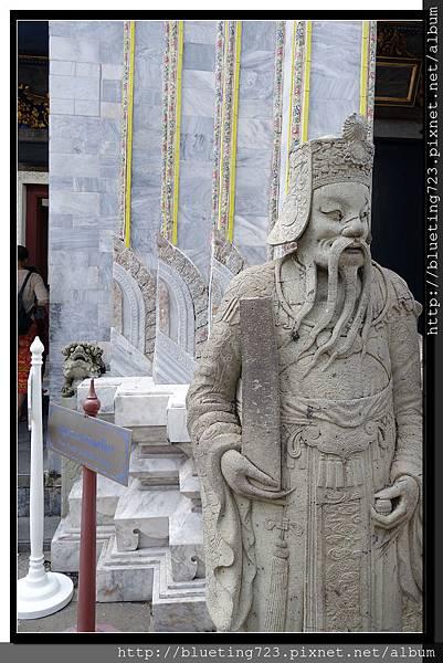 泰國曼谷《大皇宮》中式石像(壓艙石).jpg