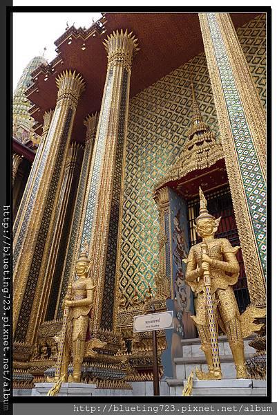 泰國曼谷《大皇宮》金色夜叉王.jpg
