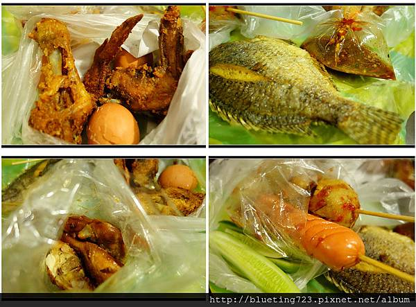 泰國曼谷《街頭小吃》1.jpg