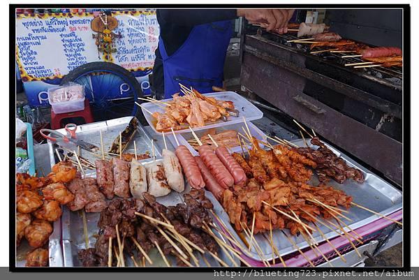 泰國曼谷小吃《泰式燒烤》1.jpg
