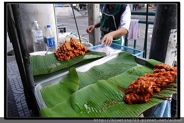 泰國曼谷小吃《泰式燒烤》2.jpg