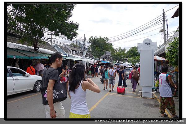 泰國曼谷《洽圖洽市集Chatuchak》2.jpg