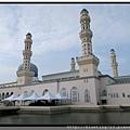 沙巴亞庇《立清真寺(水上清真寺)》1.jpg