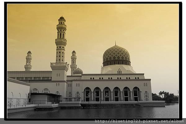 沙巴亞庇《立清真寺(水上清真寺)》10.jpg