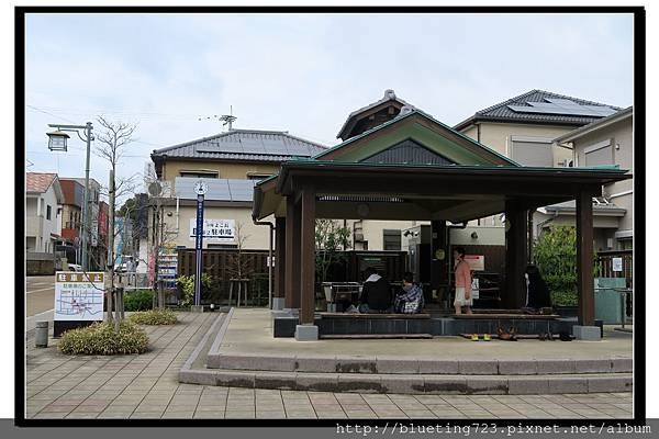 九州佐賀《嬉野溫泉》湯宿廣場
