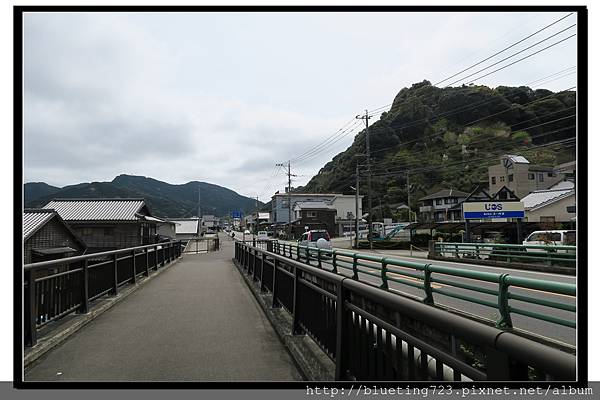 九州佐賀《嬉野溫泉》轟之瀑布公園 1.jpg