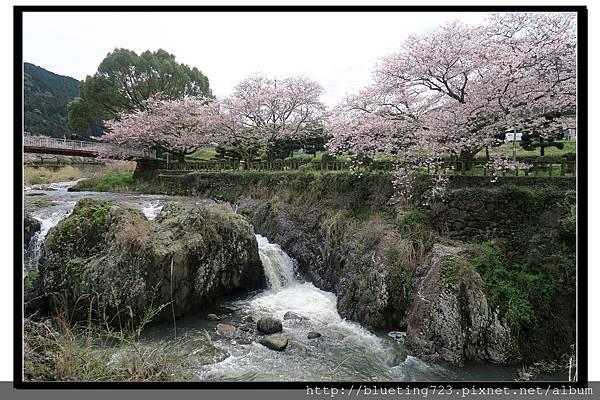 九州佐賀《嬉野溫泉》轟之瀑布公園 13.jpg