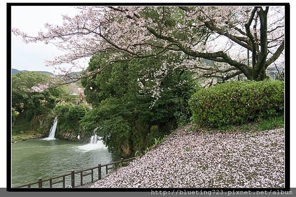 九州佐賀《嬉野溫泉》轟之瀑布公園 18.jpg