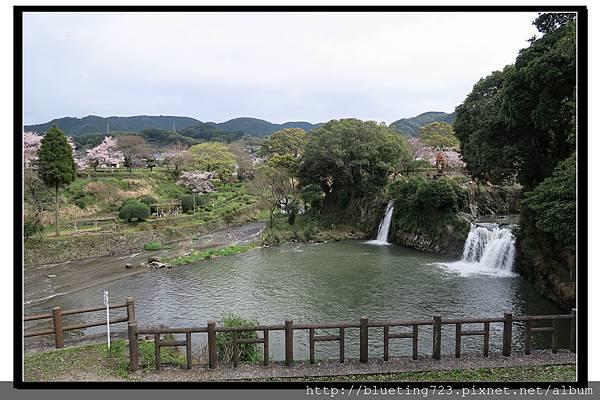 九州佐賀《嬉野溫泉》轟之瀑布公園 20.jpg