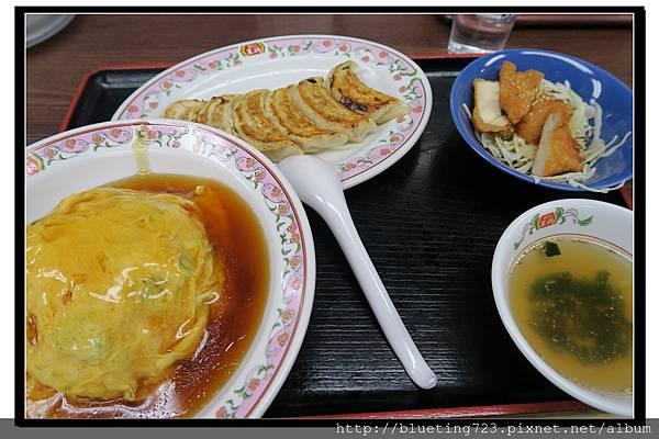 九州熊本《餃子の王將 下通店》2.jpg