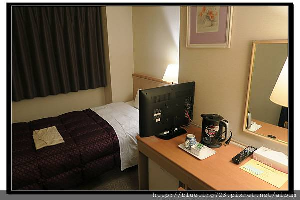 九州福岡《Green Hotel 2 綠色酒店二號》12.jpg