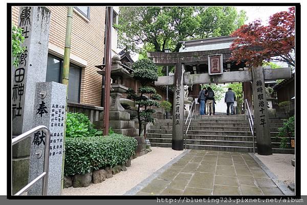 九州福岡縣《櫛田神社》1.jpg