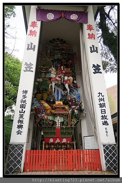 九州福岡縣《櫛田神社》2.jpg