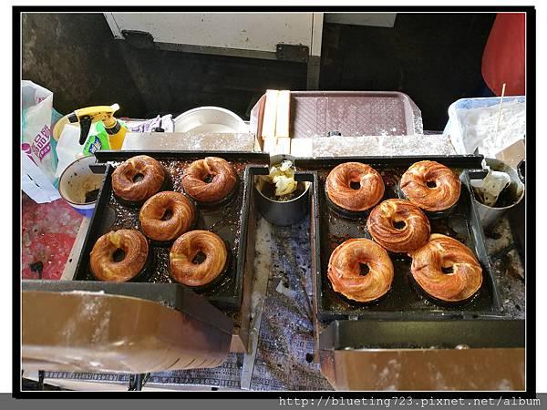 嘉義《奮起湖 》阿良現烤甜甜圈3.jpg