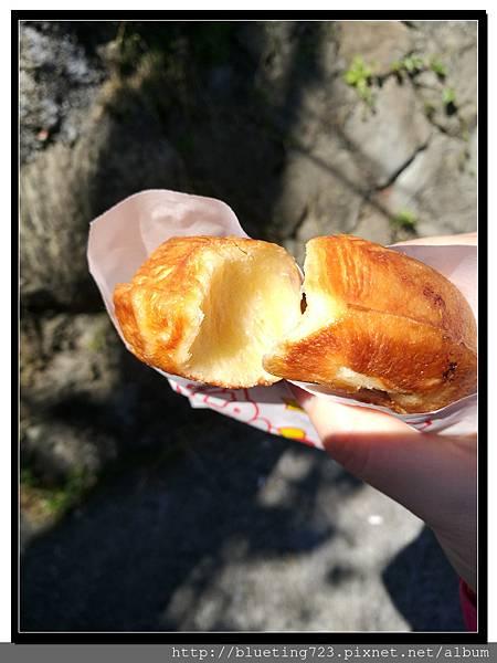 嘉義《奮起湖 》阿良現烤甜甜圈4.jpg