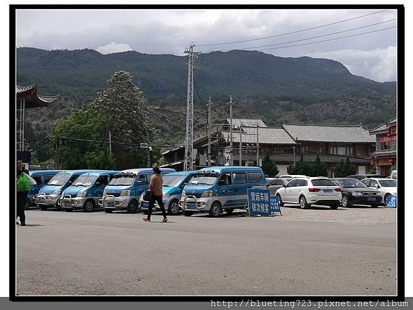 雲南麗江《古城與旅遊交通》小巴 1.jpg