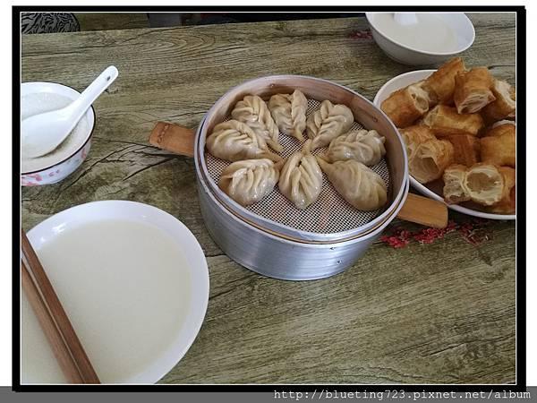 雲南大理《早餐》蒸餃、豆漿、油條.jpg
